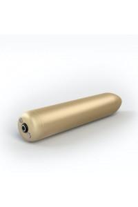 Перезаряжаемая вибрпоуля Dorcel Rocket Bullet Gold