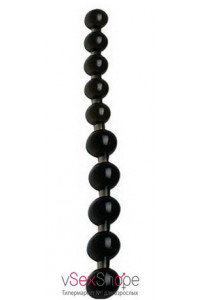 Анальные бусы Anal Pearls Black