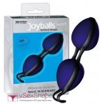 Вагинальные шарики Joyballs secret blue