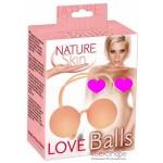 Вагинальные шарики nature skin Love Balls