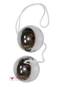 Вагинальные шарики Basic Loveballs silber