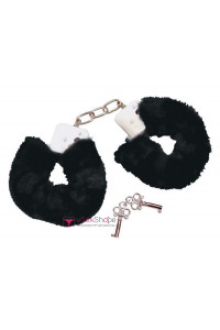 Наручники Bad Kitty soft cuffs black (05286410000)