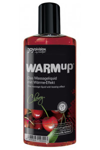 Съедобное массажное масло Warm-up  Cherry 150ml