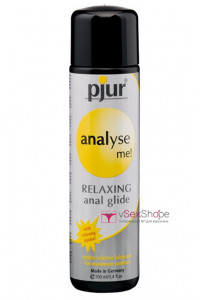 Лубрикант Pjur Analyse Me Relaxing Anal Glide 100ml