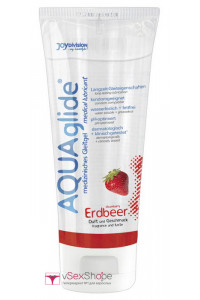 Лубрикант AQUAglide strawberry 100ml