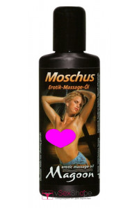 Массажное масло Magoon Moschus Erotik Massage oil 100ml