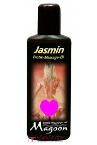 Массажное масло Magoon Jasmin Erotik Massage oil 100ml