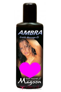 Массажное масло Magoon Ambra Erotik Massage oil 100ml