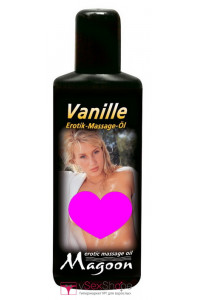 Массажное масло Magoon Vanille Erotik Massage oil 100ml