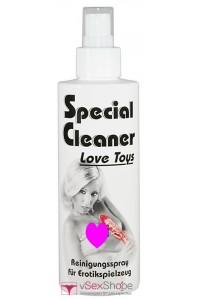 Средство для чистки секс игрушек Special Cleaner Love Toys 200ml