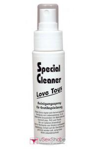 Средство для чистки секс игрушек Special Cleaner Love Toys 50ml