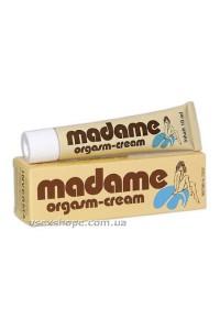 Возбуждающий крем для женщин Madame Orgasm Cream 18ml