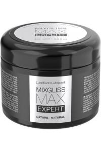 Густая смазка для фистинга и анального секса MixGliss MAX Expert Nature (250 мл) на водной основе