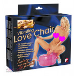 Надувное кресло Silvia Saint Vibrating Love Chair