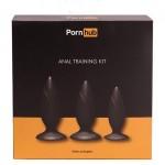 Набор анальных пробок Pornhub Anal Training Kit