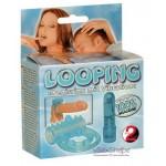 Кольцо на пенис Looping Penisring mit Vibration