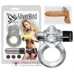 Кольцо на пенис Silver Bird