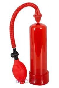 Bang Bang red, вакуумная помпа