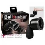 Вакуумная помпа для мошонки Balls Sucker