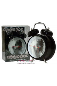 Часы будильник Orgasmus Wecker