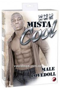 Секс кукла мужчина Mista Cool XXX