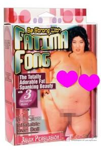 Секс-кукла Fatima Fong