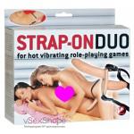 Двойной страпон Strap-On Duo