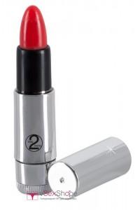 Вибратор помада Kiss me Lipstick Vibe