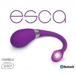 Интерактивное виброяйцо Ohmibod Esca2 for Kiiroo (подходит для вебкама)