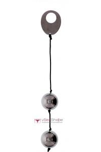 Вагинальные шарики Domino Metallic Balls