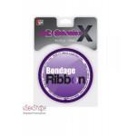 Лента для бондажа Bondx Bondage Ribbon Purple
