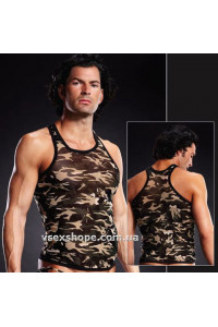 Майка Pro-Mesh Racerback Tank Camouflage BLM018CAM Blue Line