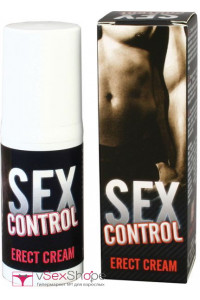 Крем Sex Control Erect 30ml