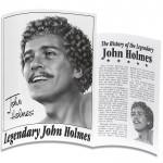 Фаллоимитатор Doc Johnson John Holmes White - ULTRASKYN