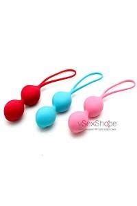 Вагинальные шарики Satisfyer balls C02 double