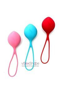 Вагинальные шарики Satisfyer balls C03 single